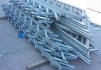 Treppenwangen Stahl