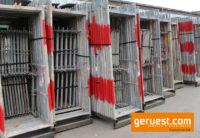 Vertikalrahmen gebraucht für 111m² Plettac SL 70 Gerüst kaufen