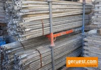 Diagonalen Stahl gebraucht für 306 qm Hünnebeck Bosta Gerüst kaufen