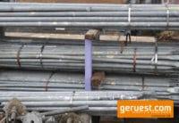 Geländer Gerüstgeländer 2,50 für 612 m² gebrauchtes Hünnebeck Bosta 70 Gerüst kaufen