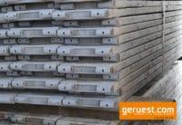 Holzbeläge Gerüstbelägen 2,50m gebraucht für 714 m² Hünnebeck Bosta 70 Gerüst kaufen