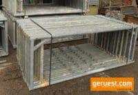 Stellrahmen Vertikalrahmen 200/70 gebraucht für 178 m² Hünnebeck Bosta 70 Gerüst kaufen