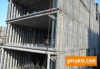 Veritalrahmen Stellrahmen 200/70 gebraucht für 408 m² Hünnebeck Bosta 70 Gerüst kaufen