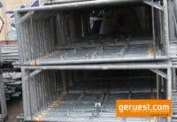 Vertikalrahmen 2007 70 gebraucht für 510 qm Hünnebeck Bosta Gerüst kaufen