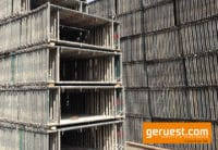 Vertikalrahmen 200/70 gebraucht für 255 m² Hünnebeck Bosta 70 Gerüst kaufen