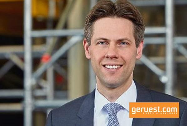 Wolf Christian Behrbohm gehört zur Geschäftsleitung der Wilhelm Layher GmbH & Co KG.