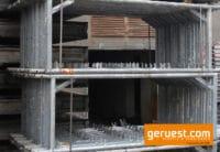 Gerüstrahmen Vertikalrahmen 200 70 gebraucht für 918 m² Hünnebeck Bosta 70 Gerüst kaufen