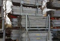 Stahlbordbrett Bosta 2m