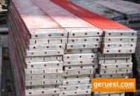 Holzbeläge Gerüstbeläge 3,00m gebraucht Plettac SL70 für 286 qm Malergerüst kaufen