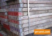 Plettac SL 70 Holzbeläge 3,00 m gebraucht für 302 qm Plettac Sl 70 Gerüst kaufen