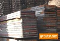 Plettac SL Robustbelag 2,50m für 106 qm gebrauchtes Gerüst kaufen