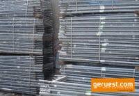 Vertikalrahmen 200 74 gebraucht Plettac SL 70 für 318 qm Gerüst kaufen
