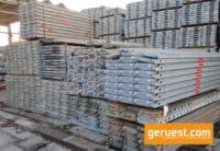 Layher Blitz Stahlboden 2,57 m gebraucht kaufen geruest.com