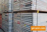 Alu-Rahmentafel SL B64 3,00 m _ Plettac SL Gerüst 55,8 qm
