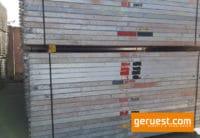 Alu-Rahmentafel SL B64 3,00 m _ Plettac SL Gerüst 183,6 qm