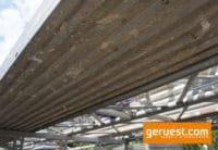 AluSteg 600 - 6,15 x 0,6 m gebraucht - Layher