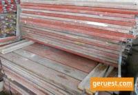 Bordbrett 1,57 x 0,15 m Holz _ Layher Blitz _ gebraucht