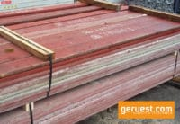 Bordbrett 4,14 x 0,15 m Holz _ Layher Blitz _ gebraucht