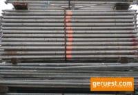 Doppelgeländer 2,57 Stahl _ Layher Gerüstteile