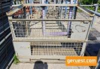 Euro-Gitterbox Modul-Gitterbox 1,20 x 0,80 m - gebraucht