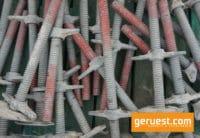 Fußspindel 60 - Layher Gerüstteile