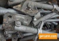 Fußspindel 80 schwenkbar - Gerüstteile für Layher Gerüst