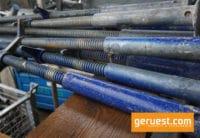 Fußspindeln 150 - Gerüstteile für Layher Gerüst