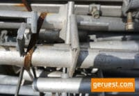 Geländer-Befestigung für AluSteg gebraucht