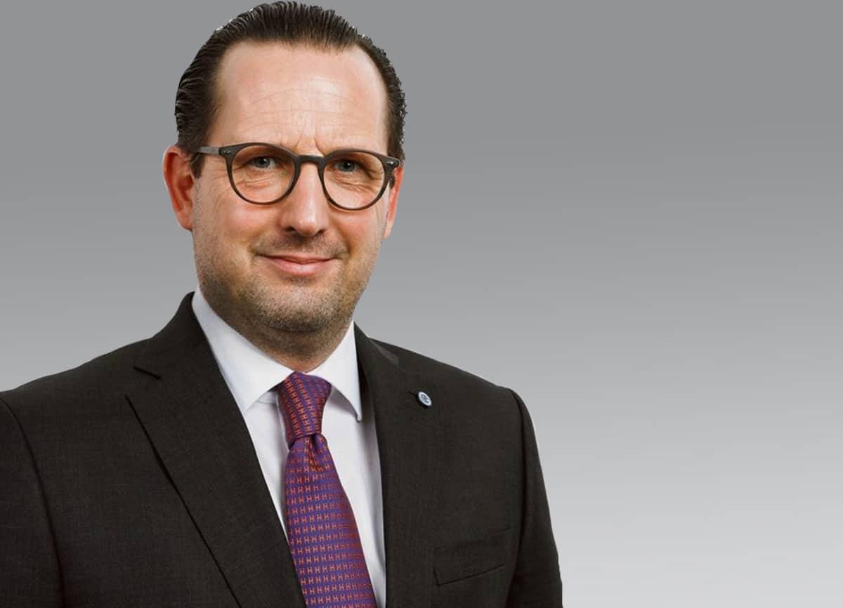 Marcus Nachbauer, Präsident des Bundesverbandes Gerüstbau gigt zuversichliche Prognose für das Gerüstbauer-Handwerk für 2020