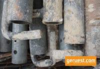 Gerüsthalter 0,30 - 0,45 m Stahl - gebrauchte Gerüstteile