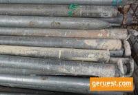 Gerüsthalter 0,50 - 0,65 m Stahl - gebrauchte Gerüstteile