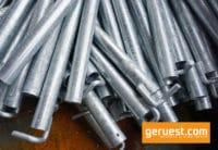 Gerüsthalter 0,50 - 0,65 m Stahl - neue Gerüstteile