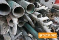Gerüsthalter 0,70 - 0,85 m Stahl - gebrauchte Gerüstteile