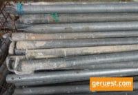 Gerüsthalter 0,90 - 1,10 m Stahl - gebrauchte Gerüstteile
