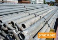 Gerüsthalter 2,20 - 3,50 m Stahl - gebrauchte Gerüstteile