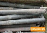 Gerüsthalter Blitzanker 0,69 m Stahl - Layher Gerüstteile