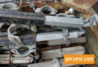 Gerüsthalter verstellbar bis 30 cm Stahl - gebrauchte Gerüstteile