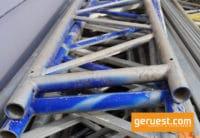 Gitterträger 5,00 x 0,45 m Alu - Layher Gerüstteile
