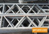 Gitterträger 5,14 x 0,45 m Stahl - Layher Gerüstteile