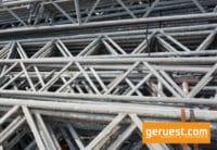 Gitterträger 6,14 x 0,45 m Stahl - Layher Gerüstteile
