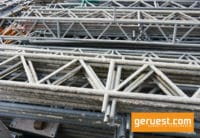 Gitterträger 9,21 x 0,45 m Stahl - Layher Gerüstteile