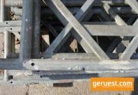 Gitterträger Stahl 3,00 m - Layher Gerüstteile