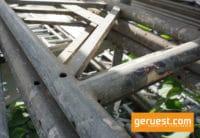 Gitterträger Stahl 4,00 m - Layher Gerüstteile