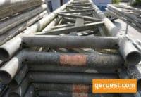 Gitterträger Stahl 5,00 m - Layher Gerüstteile