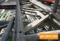 Gitterträger Stahl 6,00 m - Layher Gerüstteile