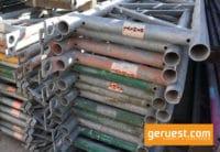 Gitterträger Stahl 8,00 m - Layher Gerüstteile