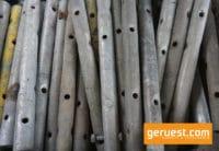 Gitterträger-Verbinder gerade 38 cm - Layher Gerüstteile