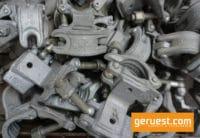 Gitterträgerkupplung Stahl - Layher Gerüstteile