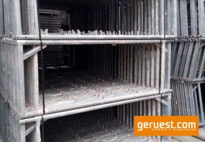 Hünnebeck Bosta 70 Vertikalrahmen 200_70 für 41 m² Gerüst