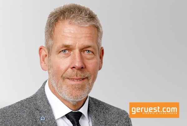 Holger Budroweit empfiehlt Gerüstbauunternehmern dringend, sich mit den Inhalten der TRBS 2121-1 auseinanderzusetzen.